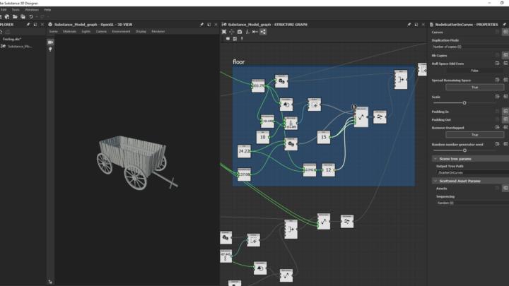 substance 3D designer screenshot